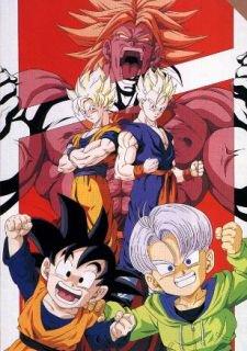 Dragon Ball Z Pelicula 10: El regreso del Guerrero Legendario