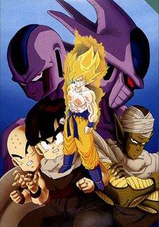 Dragon Ball Z Pelicula 05: Los rivales mas poderosos