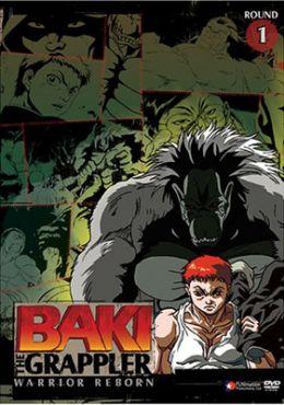 Grappler Baki Capítulo 24 SUB Español