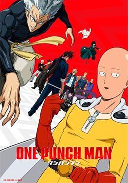 One Punch Man 2nd Season