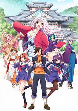 Yuragi-sou no Yuuna-san Capítulo 12 SUB Español